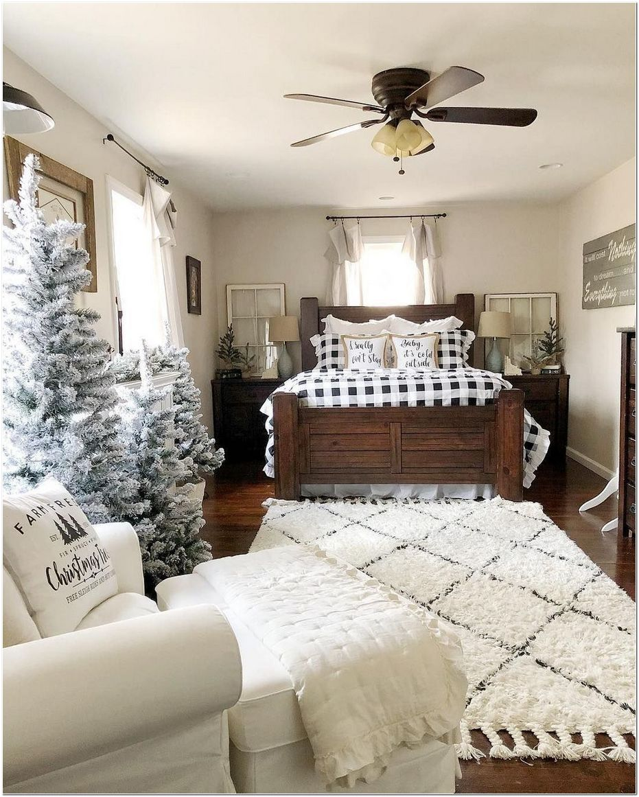 25 Small Master Bedroom Makeover Ideas On A Budget 15 ...