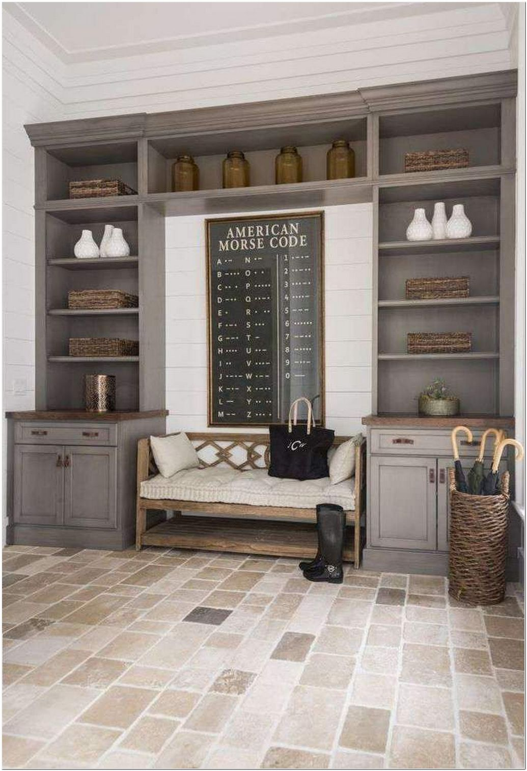 71+ Ways to Make a Perfect Mudroom You Should Know