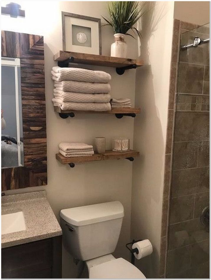 85+ Small Bathroom Storage Creative Ideas